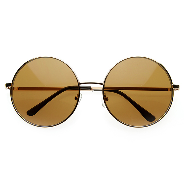 Designer-Inspired-Super-Large-Oversized-Metal-Round-Circle-Sunglasses
