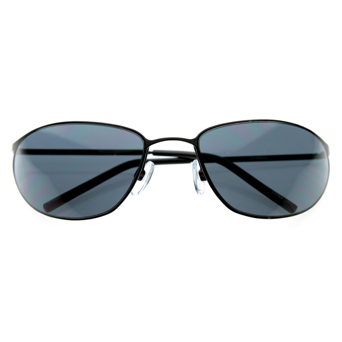 Matrix NEO High Quality Metal Wire Frame Glasses Movie ...