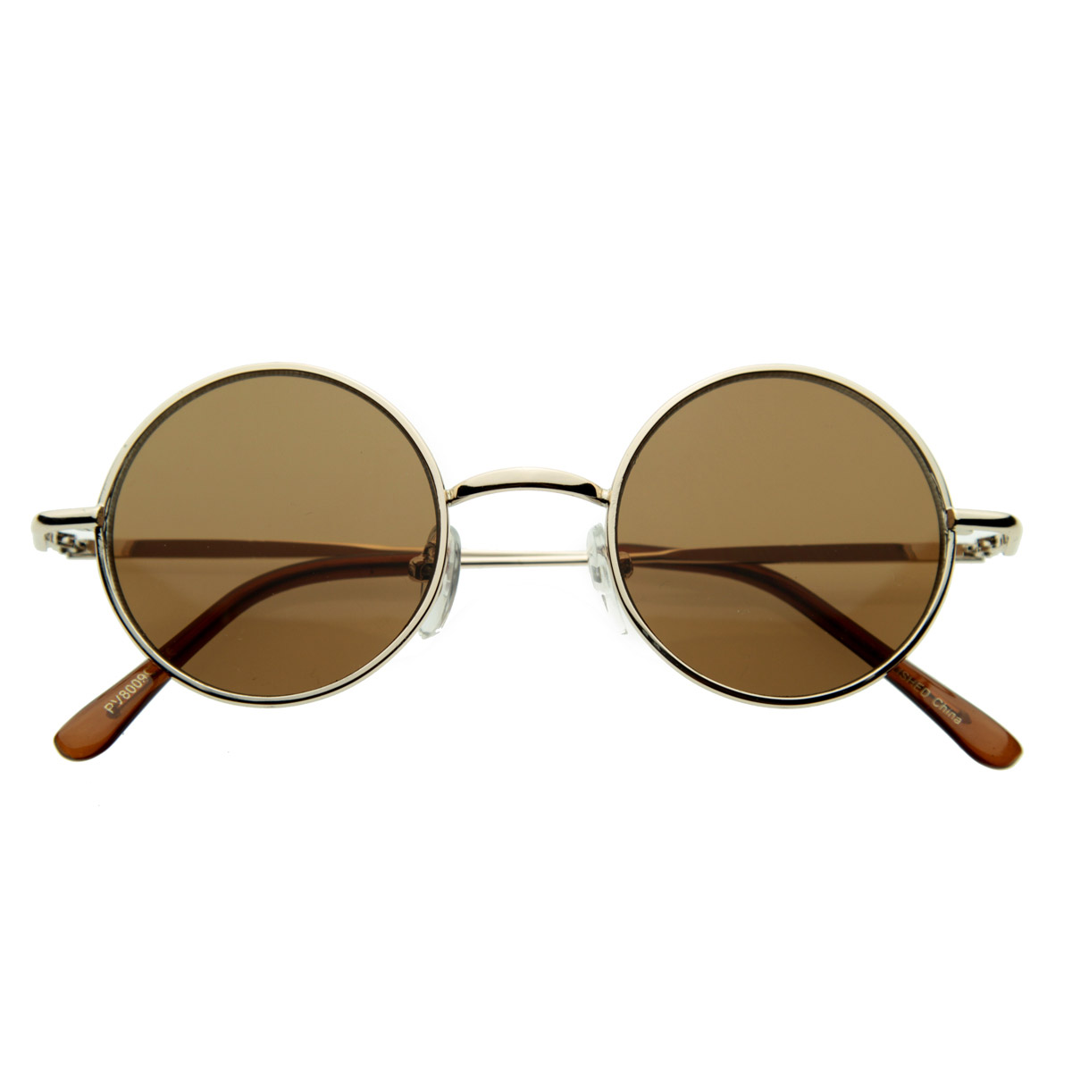 Small Retro Vintage Style Lennon Inspired Round Metal Circle Sunglasses Ebay