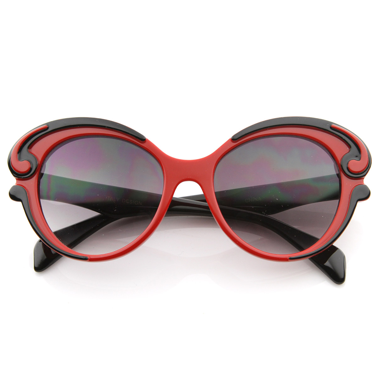 Designer-Inspired-Butterfly-Baroque-Style-Womens-Oversized-Fashion-Sunglasses