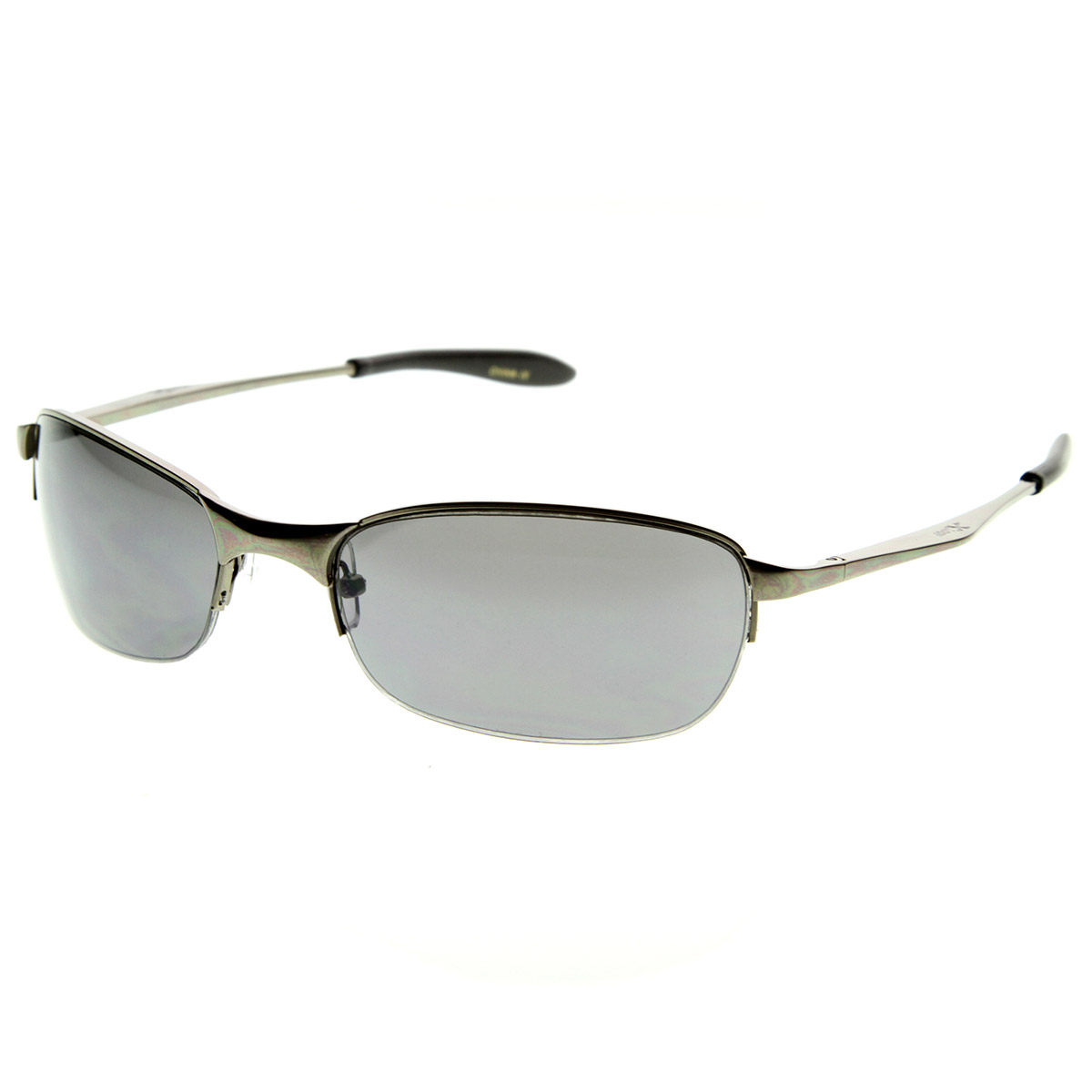 Ray Ban Silver Frame Glasses : Ray Ban Sunglasses Silver Plated Titanium Frames Our ...